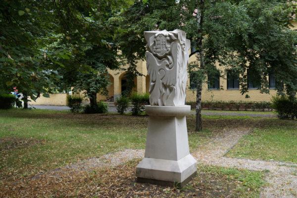 Fáklya, Rajki László alkotása