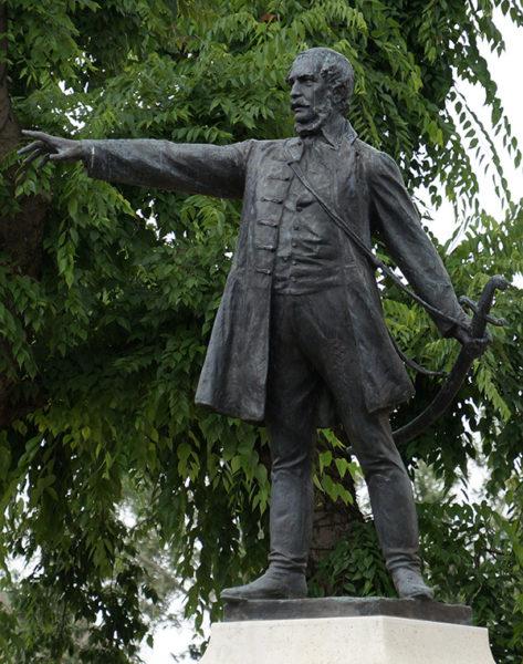Kossuth szobor