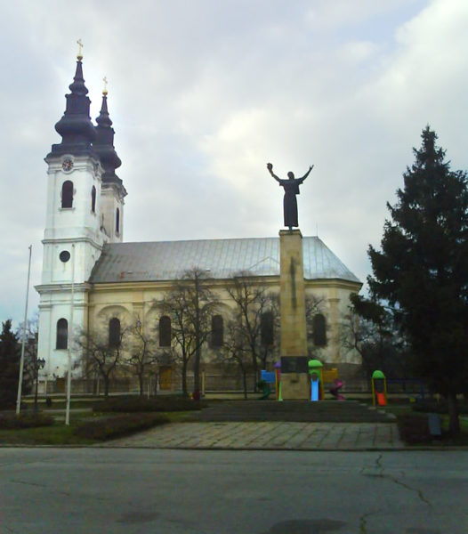 Szenttamás: ortodox templom