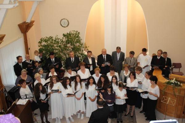 Adventista gyülekezet
