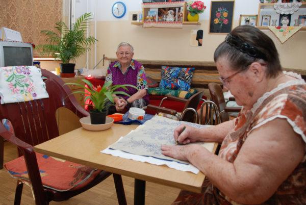 Platán Idősek Otthona (fotó: Oroscafé)