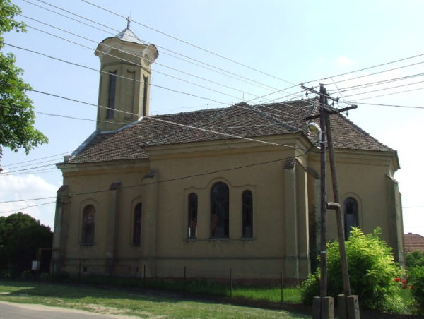 Rákóczitelepi Evangélikus templom (fotó: Varju Viktor)