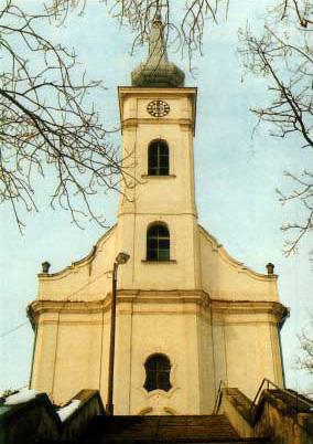 Zomba: katolikus templom