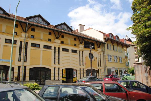 A Városi Képtár épülete